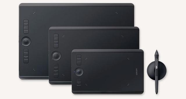Wacom обновила недорогой планшет Intuos Pro Small для профессионалов
