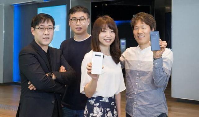Samsung рассказала об уникальных особенностях камеры Galaxy S10