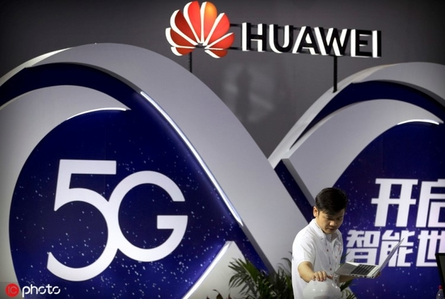 Китайские компании лидируют в патентной гонке в сфере 5G