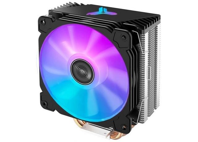 Jonsbo CR-1000: бюджетная система охлаждения с RGB-подсветкой