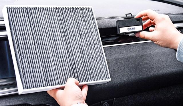 Hyundai Smart Air Purification System: «умная» система очистки воздуха в автомобиле