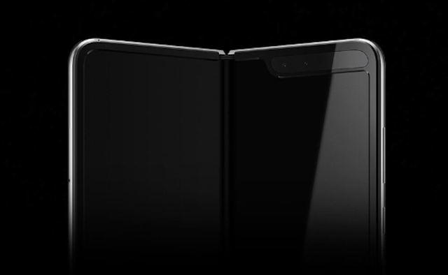 Как выглядит складной Samsung Galaxy Fold на официальных рендерах?